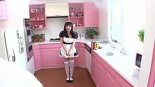 Crazy Japanese slut Akane Yoshinaga in Exotic big tits, compilation JAV clip