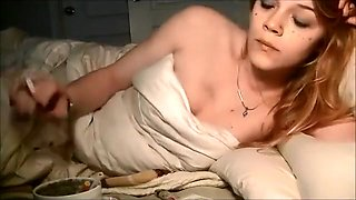 Crazy homemade Webcams, Solo Girl porn clip
