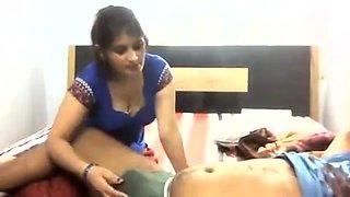 Boss wife nipples pussy strip showblowjob