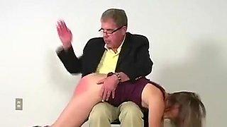 Best homemade Spanking, Oldie sex video