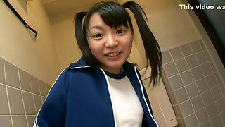 Crazy Japanese chick in Best HD, Teens JAV scene