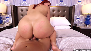 He Fucks Cunt And Ass Of This MILF Mature Titty Brunette