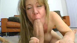 Anal Sex With A Smoking Hot Blonde Mommy