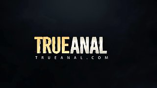 TRUE ANAL Ass to mouth fun with Kendra and Maya
