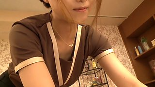 Exotic Japanese slut Akiho Yoshizawa in Best panties, massage JAV movie