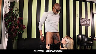SheWillCheat - Whore Wife Cheats With BBC
