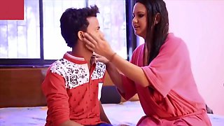 Bhabhi romance with young boy