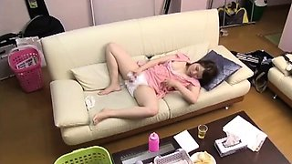 Cutie Japanese Teen Masturbation