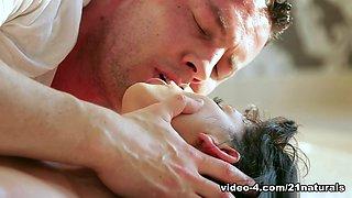 Hottest pornstar Kitty Lovedream in Horny Facial, Romantic adult clip