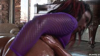 Massive Wet Ass  - Aymee Austynn