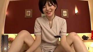 Fabulous Japanese whore Yuria Satomi in Hottest Big Tits, POV JAV movie