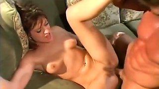 Naughty bride Shay La Mar gets a hot and passionate anal slamming