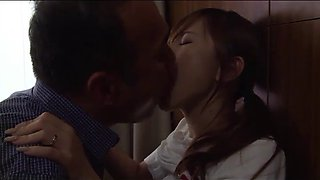 Japanese housewife forced by husband friend (full: bit.ly2jhfhyw)