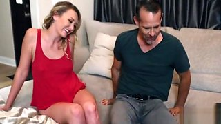 Daughter Sperm Send Off- Adira Allure