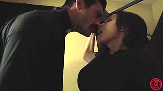 TOUGHLOVEX Father Karl Toughlove fucks Brooke Sinclaire