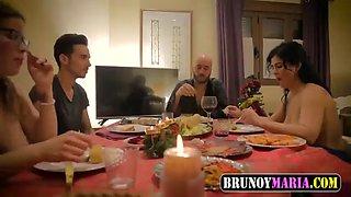 hypno tricks - girlfriend and her family