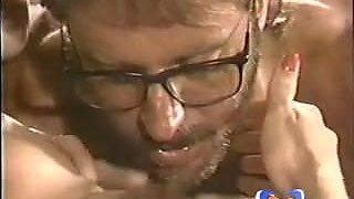 Nighttime Stories (1992) Vintage Blonde Porn Teaser Scene