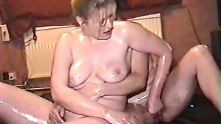 Oiled Grannies