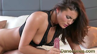 Dane Jones Brunette secretary wants boss to 69 and jizz