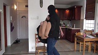 Chloe gets carried