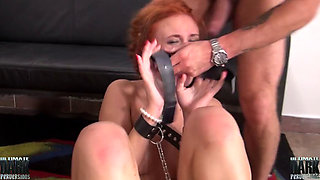 Cecila De Lys & Eva Berger double penetrated