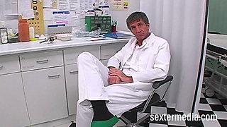 Klinik Sex Plug im Arsch