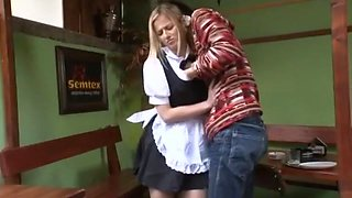 Best Japanese slut Abigaile Johnson in Amazing European, Maid JAV video