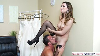naughty melissa moore loves fucking her boss at work