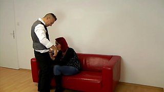 Anica Red in Casting a German Mom - MagmaFilm