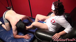Mistress Syrial and her submissive