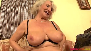 Tutti Frutti Hairy And Horny Granny Premium Video Hd