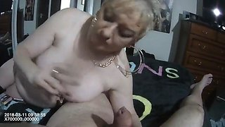 slut wife 2 smoking blowjob