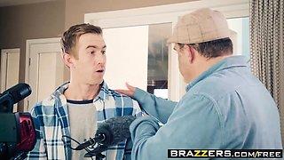 Brazzers - Pornstars Like it Big -  The Repla