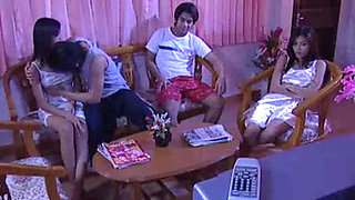 Thai babes getting fucked