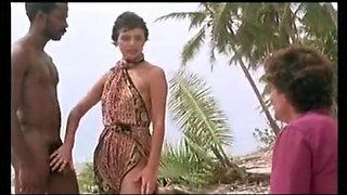 Vintage italian interracial cuckold scene _ 480p
