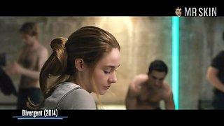 Best Of: Shailene Woodley - Mr.Skin