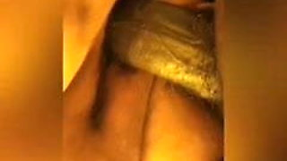 White pussy takes Black cock deep in wet pussy