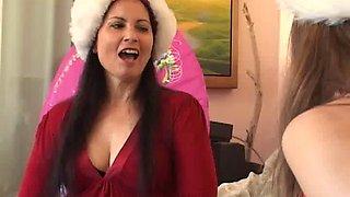 A spanking christmas