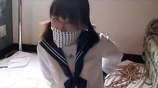 Japanese school girl kidnapped