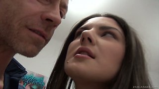 Rocco Siffredi destroys butthole of lovely looking Italian slut Francesca DiCaprio