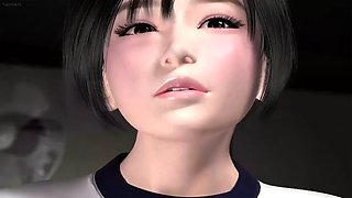 Umemaro 3d - vol.15 - horny girl