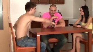 Bisexual en accion