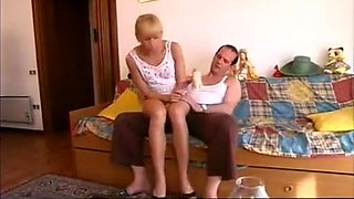 Hot Daughter Seduced By Bad Daddy