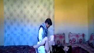 Muslim bhabi fucking by devar