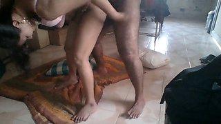 Bangladeshi cheating wife secretly fucking her boyfriend