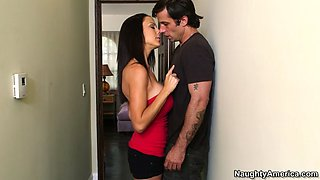 cheating wife mckenzie lee seducing her son's best friend