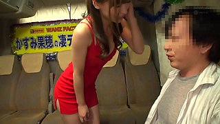 Kaho Kasumi in Hot Sex in a Bus with Kaho - EritoAvStars
