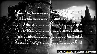 Brazzers - Real Wife Stories - Shay Sights Erik Everhard John Strong Toni Ribas - Bride of Frankendick