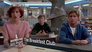 B-Day Babe Molly Ringwald in Her Birthday Suit - Mr.Skin