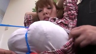 Crazy Japanese chick Hitomi Tanaka in Incredible Dildos/Toys, Big Tits JAV clip